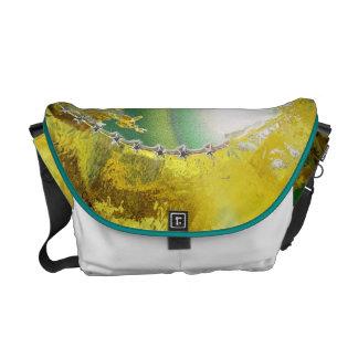 Barbed Sunshine Messenger Bag