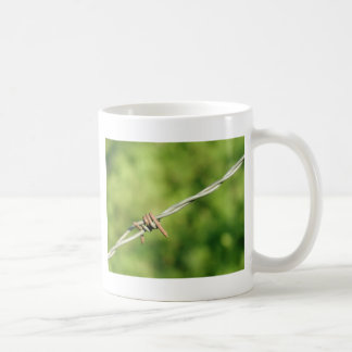 Barbed Wire, Barbed, Wire, Fencing Coffee Mug