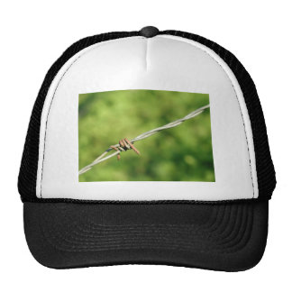 Barbed Wire, Barbed, Wire, Fencing Trucker Hat