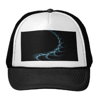 Barbed Wire Fractal Trucker Hat