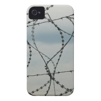 Barbed wire iPhone 4 covers