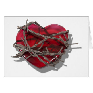 BarbedWireHeart081510 Card