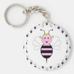 BarBee manosea llavero de la abeja