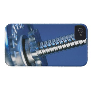 Barbell iPhone 4 Cover