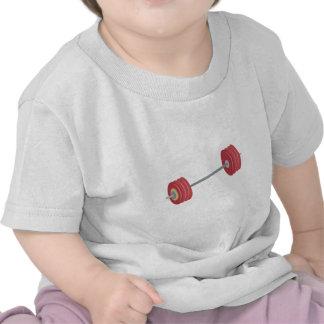 Barbells T Shirts