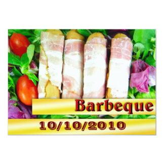 Barbeque Invitation Template