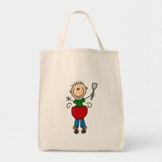 Barbeque Stick Figure Bag