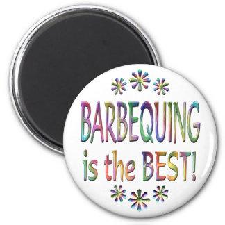 Barbequing es el mejor imán de frigorífico