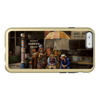 Barber - At Nelson's Barber Shop 1937 Incipio Feather Shine iPhone 6 Case