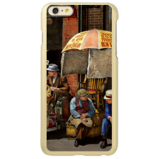 Barber - At Nelson's Barber Shop 1937 Incipio Feather Shine iPhone 6 Plus Case