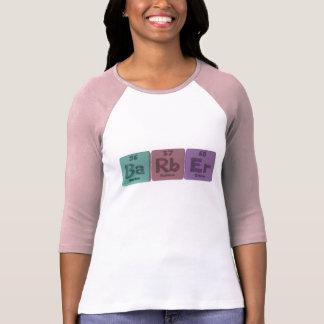 Barber-Ba-Rb-Er-Barium-Rubidium-Erbium.png T-Shirt