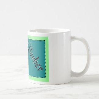 Barber Business Cards Coffee Mug