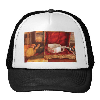 Barber - Care for a shave Trucker Hat