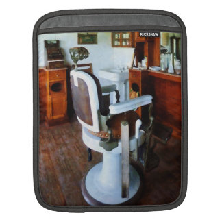 Barber Chair and Cash Register Sleeves For iPads