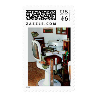 Barber Chair Postage