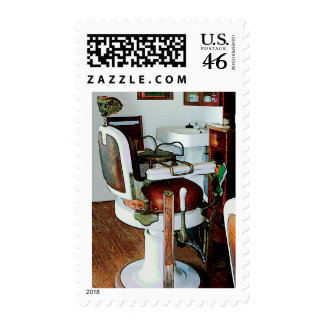 Barber Chair Stamps
