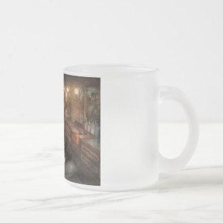 Barber - Clinton, NJ - Clinton Barbershop Coffee Mug