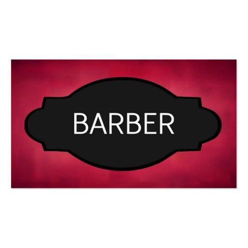 barber logos business cards - photo #31