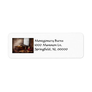 Barber - Everything you need to look Beautiful Custom Return Address Labels