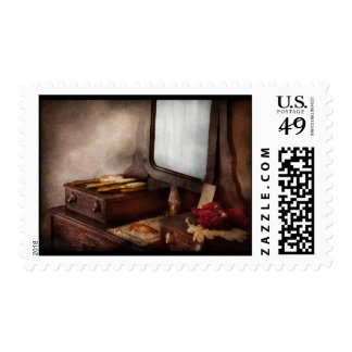 Barber - Everything you need to look Beautiful Postage Stamps