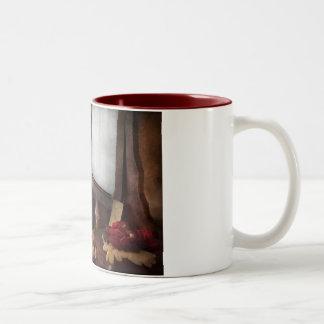 Barber - Everything you need to look Beautiful Two-Tone Coffee Mug