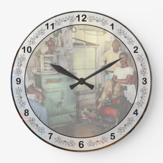 Barber - Family owned 1942 Large Clock