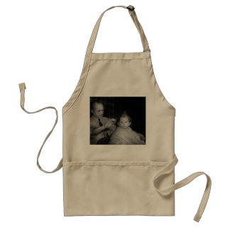 Barber - First Haircut Adult Apron