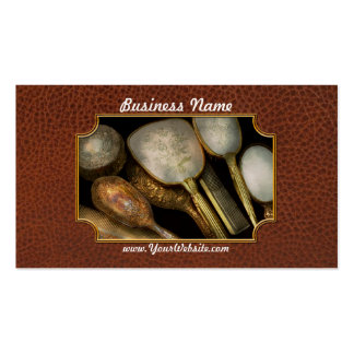 Barber - Forever young Business Card
