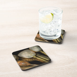 Barber - Forever young Drink Coaster