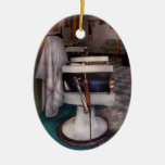 Barber - Frenchtown, NJ - We have some free seats Christmas Ornaments