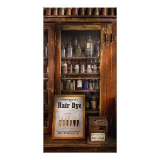 Barber - Hair Dye Photo Cards
