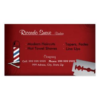 Barber, Hair Stylist, business card