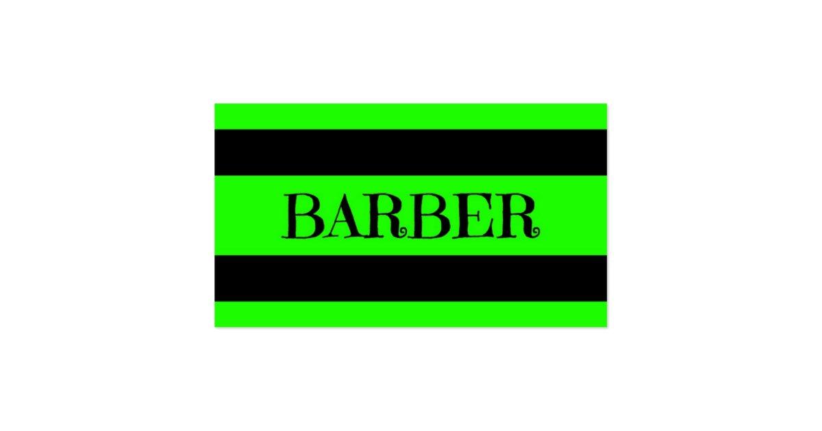 barber logos business cards - photo #36