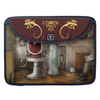 Barber - Our family barber 1935 Sleeve For MacBook Pro