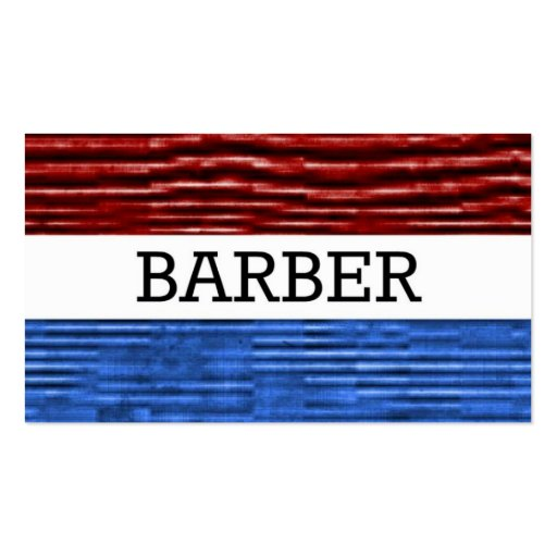 Barber shop Business Card Templates Page2