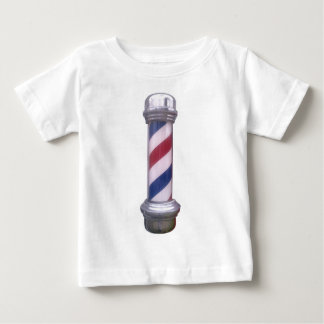 Barber Pole Baby T-Shirt