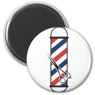 barber pole magnet