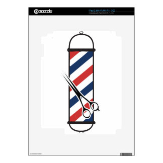 barber pole skins for the iPad 2