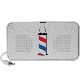 Barber Pole Mini Speakers