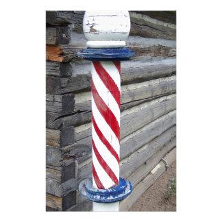Barber Pole Stationery
