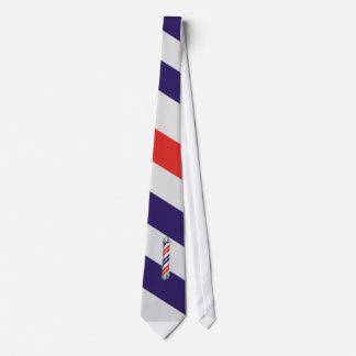 Barber Pole Tie