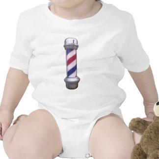 Barber Pole Tee Shirts