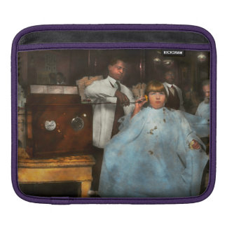 Barber - Portable music player 1921 iPad Sleeve