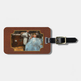 Barber - Portable music player 1921 Tag For Bags