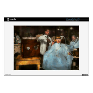 """Barber - Portable music player 1921 Skin For 13"""" Laptop"""