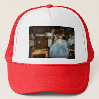 Barber - Portable music player 1921 Trucker Hat