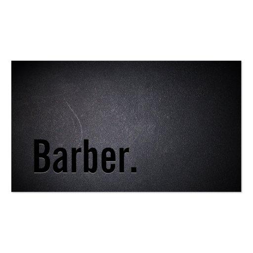 barber logos business cards - photo #21