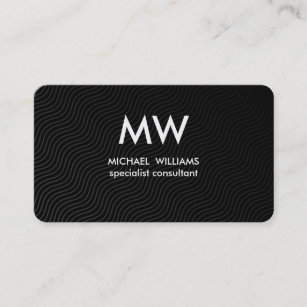 Gilded business cards zazzle barber professional elegant waves gilded business card colourmoves