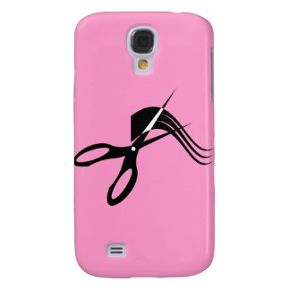 Barber Scissors - Hair Stylist Galaxy S4 Cover