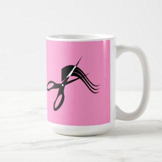 Barber Scissors - Hair Stylist Mug